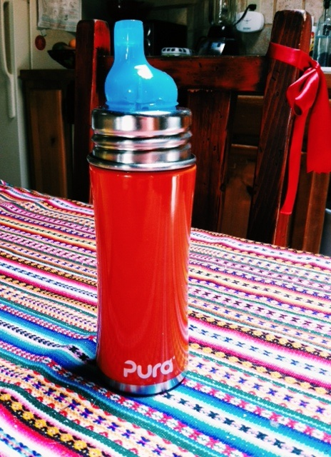 Pura Kiki plastic free system